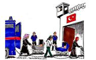 Юристы Эрдогана попросили Twitter закрыть доступ к карикатурам Карлоса Латуффа