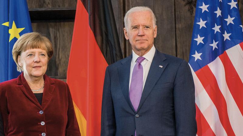 Duvar: Байден и Меркель пытаются привлечь Эрдогана к Западу | МК-Турция