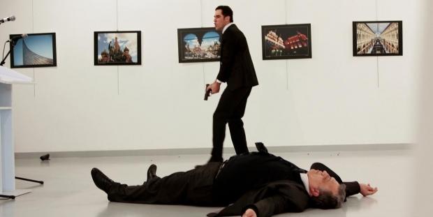 убийство посла в турции