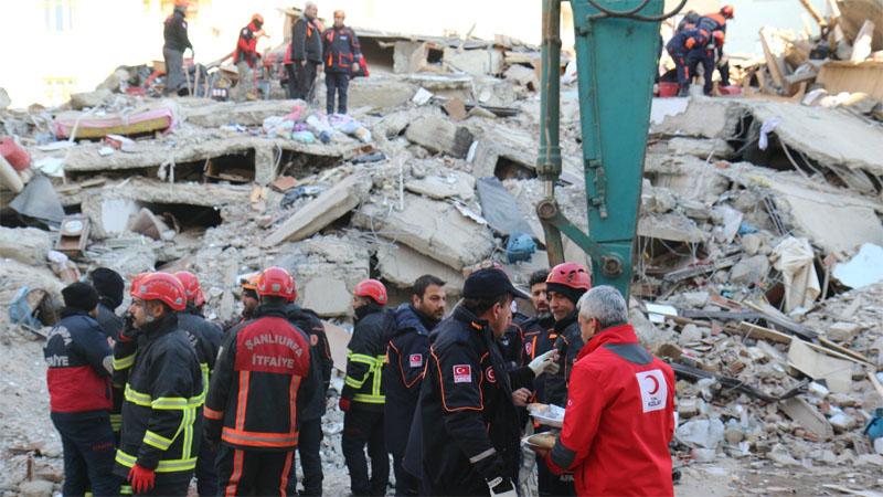 картинки землетрясение в турции место