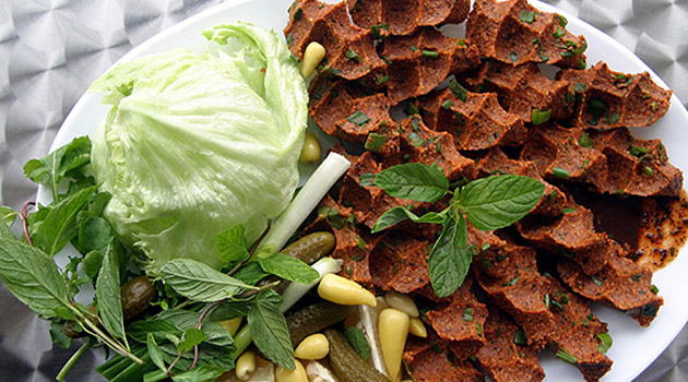 Чи-кёфте: Вкусным может быть и сырое мясо | МК-Турция