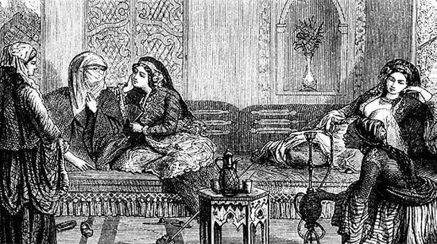 Султан сулейман и рабыня