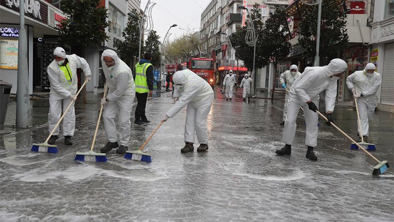 В Турции сегодня было зафиксировано ещё 23 смерти от коронавируса