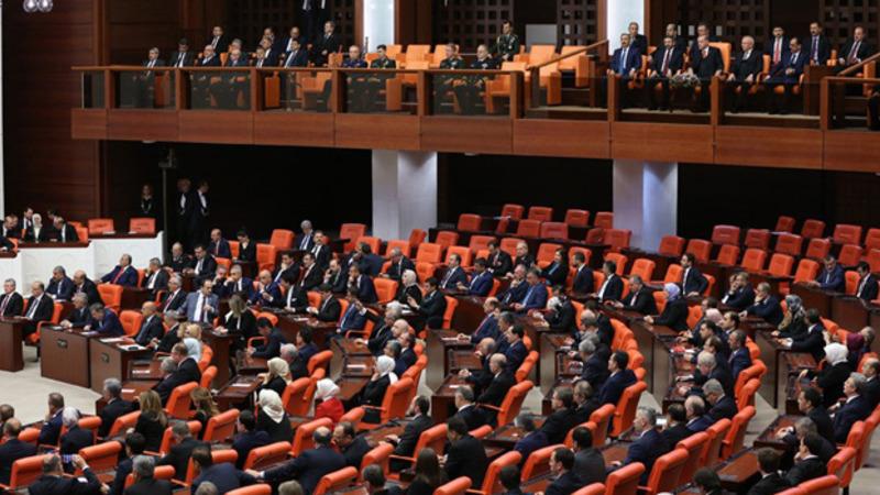Парламент Турции осуждает признание Байденом событий 1915-го в Османской империи геноцидом