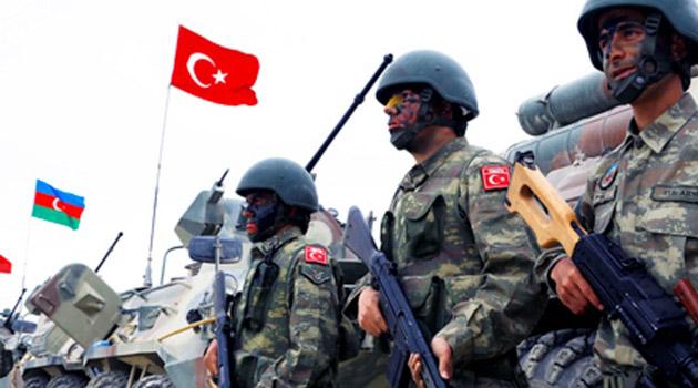 Турция и Азербайджан проведут совместные военные учения | МК-Турция