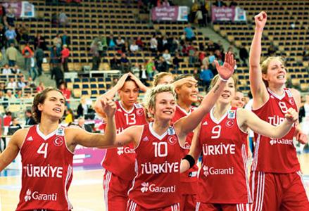 b6e3a34c Сборная Турции и России по баскетболу вышли в финал ЧЕ   МК-Турция