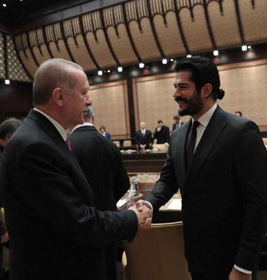 Озчивит и Эрдоган